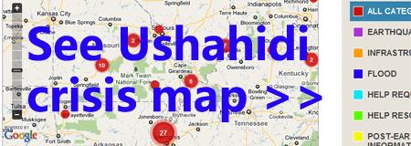 See Ushahidi crisis map